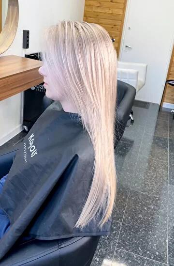 Что такое реконструкция блонда?