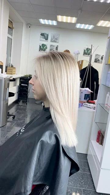 Что такое холодный ботокс для волос?
